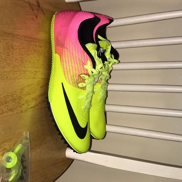 Nike Other - Nike Zoom Rival S8 O.C Track Spike